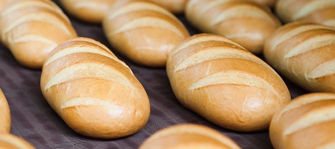 Análisis de alimentos - Panadería