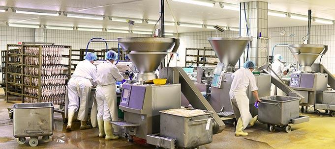 Control de higiene de procesos